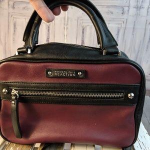 Kenneth Cole purse handbag bag tote shoulder case